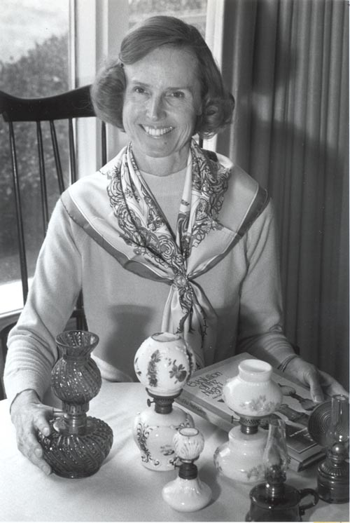 Author Ann G. McDonald