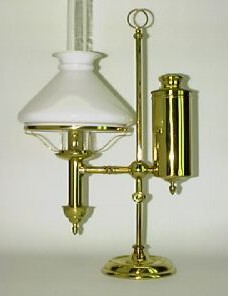 House's Argand Study Lamp