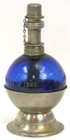Cobalt jeweler's lamp