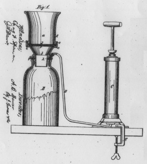 Apollos B. Spencer patent