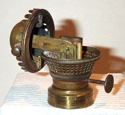Spencer Patent Burner